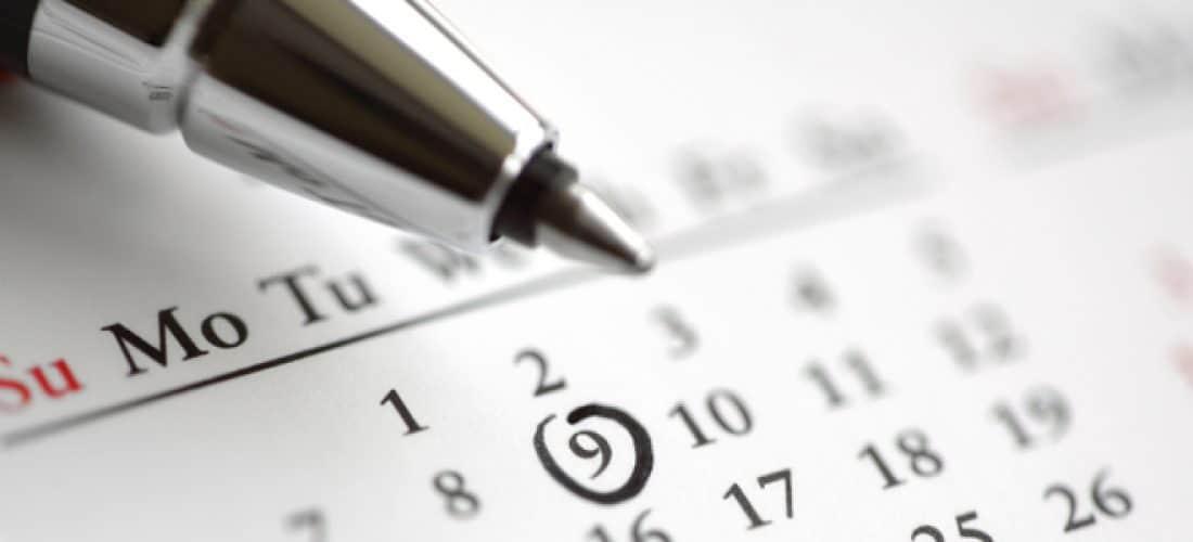 calendario di scelta